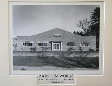 Radiohm_works 1958