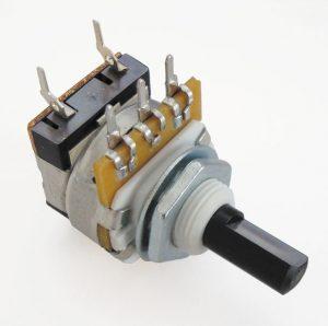 Horizontally Mounted Switch Potentiometer (IL Series)
