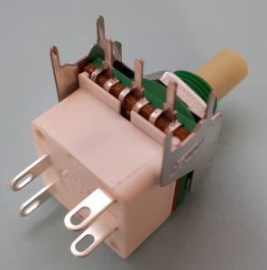 BR16ECO/B4OW2S Rotary Switch Potentiometer