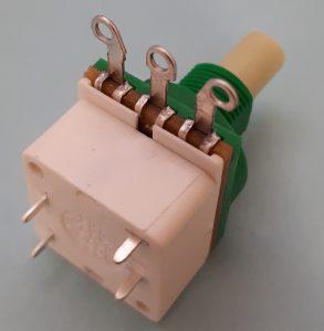 OW16ECO/B4PC2S Rotary Switch Potentiometer