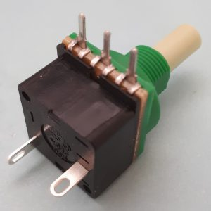 Eco Single Pole 1 Amp Rotary Switch Potentiometer