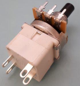 LT20BU/B4OW2S Rotary Switch Potentiometer