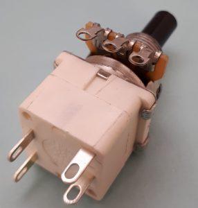 OW16BU/B4OW2S Rotary Switch Potentiometer