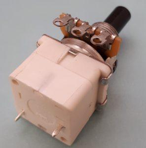 OW16BU/B4PC1S Rotary Switch Potentiometer
