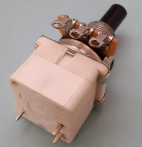OW16BU/B4PC1S-CH Rotary (changeover) Switch Potentiometer