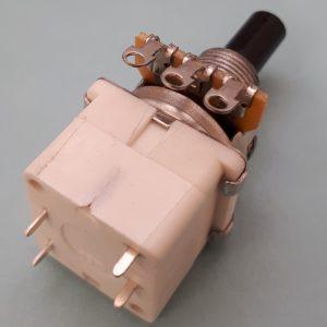 OW16BU/B4PC2S Rotary Switch Potentiometer