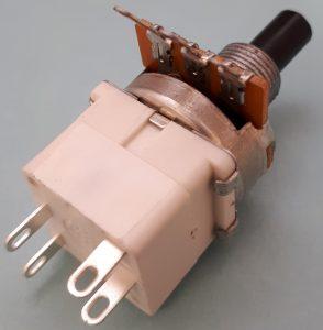OW20BU/B4OW2S Rotary Switch Potentiometer