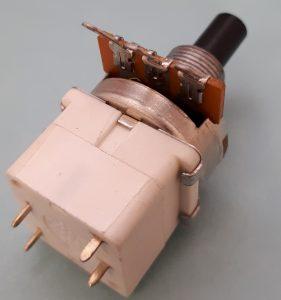 OW20BU/B4PC2S Rotary Switch Potentiometer