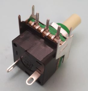 BR16ECO/B1OW1S Rotary Switch Potentiometer