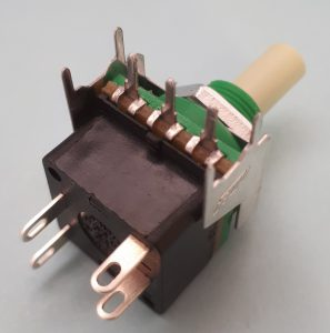 BR16ECO/B1OW2S Rotary Switch Potentiometer