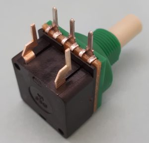 Horizontally Mounted Switch Potentiometer (H Series)