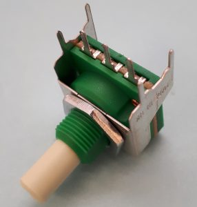 BR16ECO Potentiometer with fixing bracket
