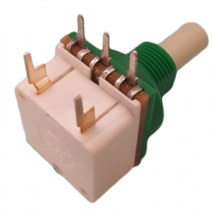 HORIZONTAL MOUNT ROTARY SWITCH POTENTIOMETERS