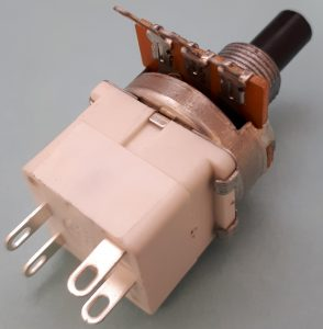 OW20BU/B4OW2S Rotary Switch Potentiometer