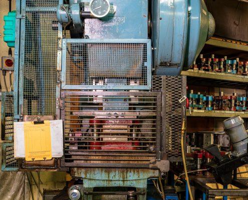 Cincinatti Milacron 20 Tonne Press