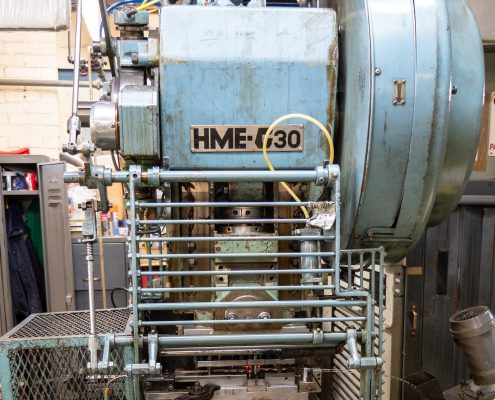 HME 30 Tonne Press